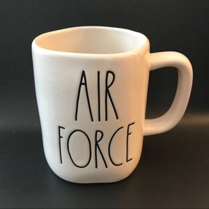 Rae Dunn Air Force Mug